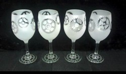 gear wine glasses